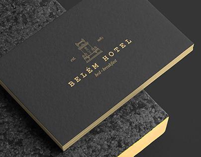 Belém Hotel - Rebranding