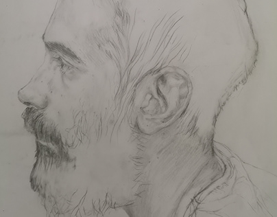 Portrait of N_Πορτραίτο του Ν.