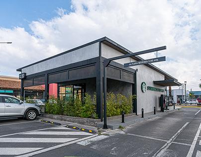 Starbucks Drive-Thru Machalí