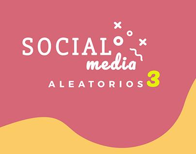 Social Media | Aleatorios 3