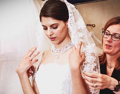 THE DESIGNER OF THE BRIDES (VIDEO)