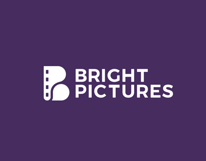 Bright Pictures logo redesign