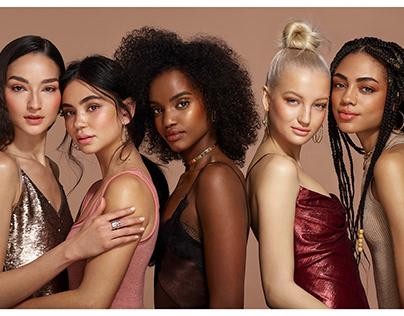 MILANI cosmetics adv