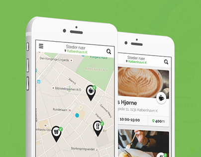 UX/UI: Designing an app for Vegetarian food-choices