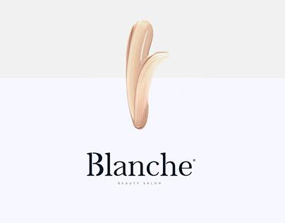 Blanche 11/1 branding