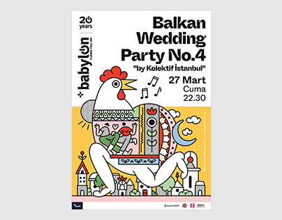 Balkan Wedding Party No.4