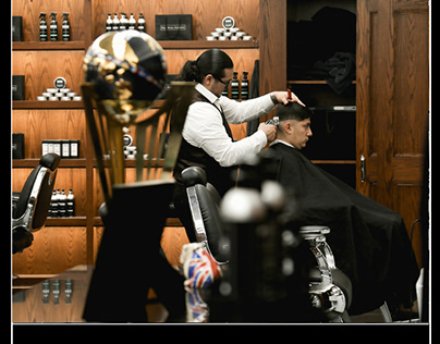 Barber Shop NYC Midtown