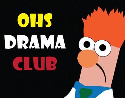 ohs drama logo