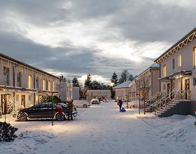 Winter Sieghartskirchen project