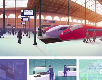 ForeyeT innovatie illustratie