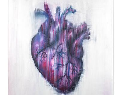 """Lavender Heart"""