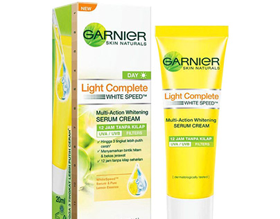 Garnier Light Complete Serum Cream