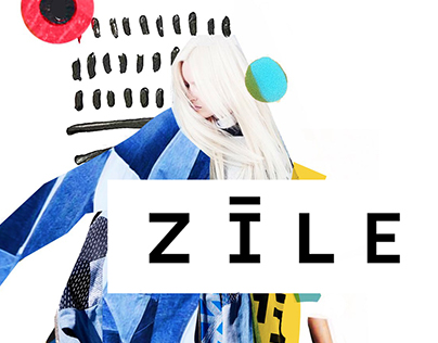 Fashion Branding for ZILE