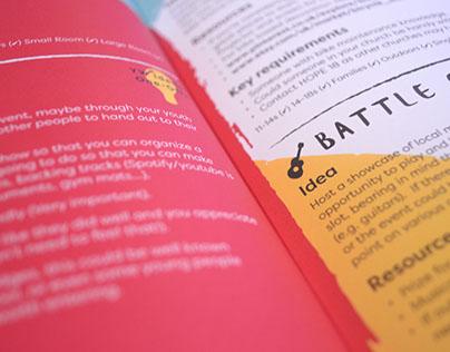 Hope Bristol Ideas Booklet