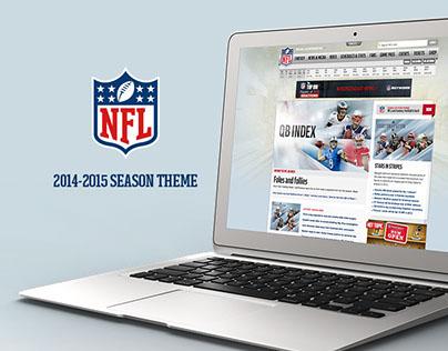 NFL 2014-2015 Season Theme