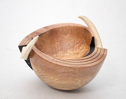 Tusks bowl