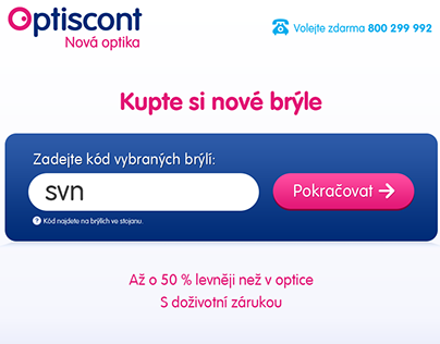 Optiscont - Touch Screen Application