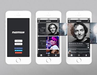 Namus App