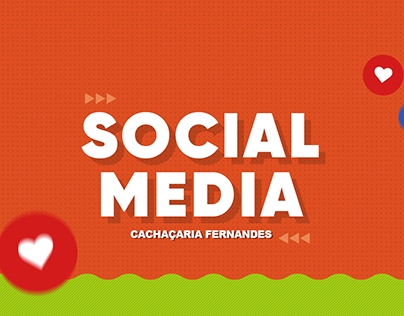 Social Media - Cachaçaria Fernandes