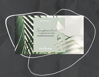 Wellness events • Presentation design