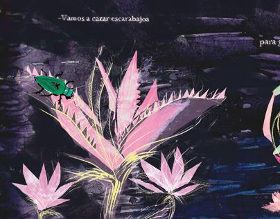Anochece - Libro Album