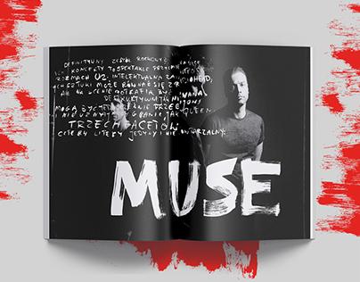 """Redesign muzycznego magazynu """"Teraz Rock"""""""