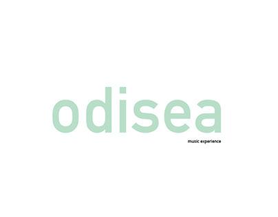Odisea. Proyecto de Identidad Corporativa