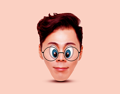 turn your face into a cartoon in photoshop