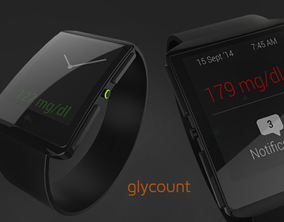 GLYCOUNT - future of humane diabetes management