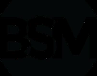 University of Houston BSM rebrand and new web site