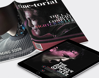Cine-Torial Magazine