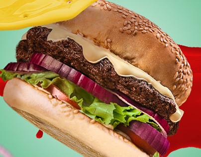 Komboza Burger Social Media