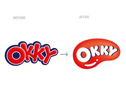 OKKY Jelly Indonesia, VI, Rebrand