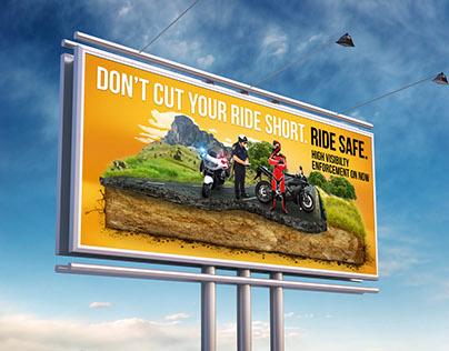 Ride Safe Campaign