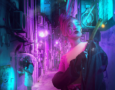 Nima Cyberpunk - Redisign