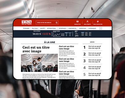 TSA Website