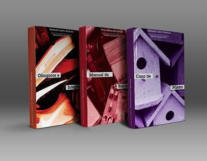 Rediseño de portadas de libros