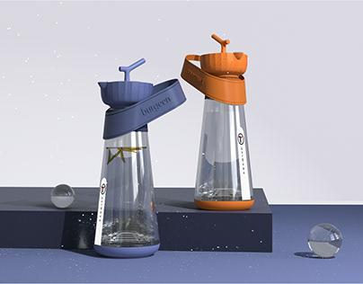 burgeen旅行杯
