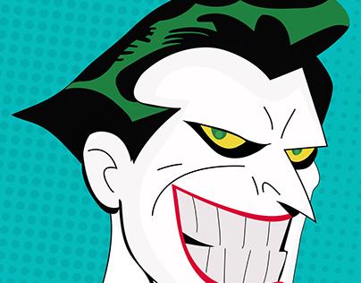 The Joker illustration