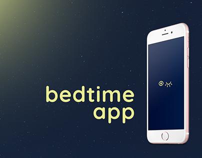 bedtime app