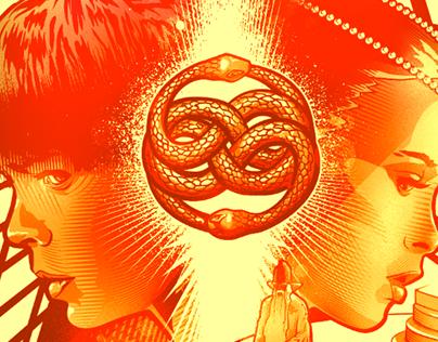 The Power of Auryn - The NeverEnding Story Fan art