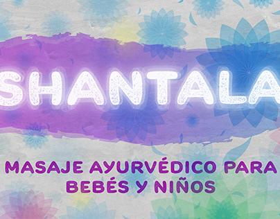 Shantala - Ayurvedic Massage for Kids and Babies