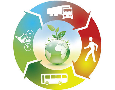 Sustainable transportation(T.O.D)for the city of 15 may