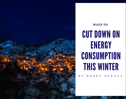 Ways to Cut Down on Energy Consumption This Winter