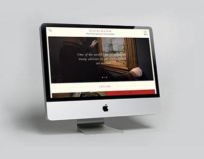 Dickinson - Fine Art dealers