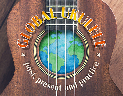 Global Ukulele | Book cover & layout