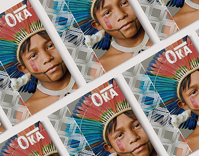 Projeto Editorial - Revista Oka