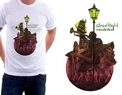Streetlight Manifesto Band T-shirt