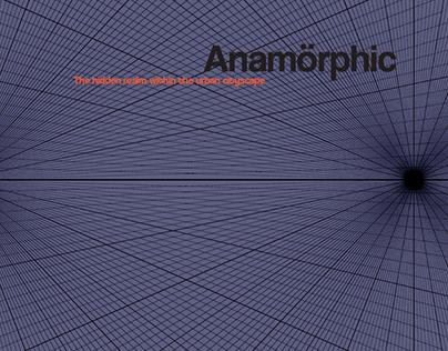Anamörphic for fractäl waves