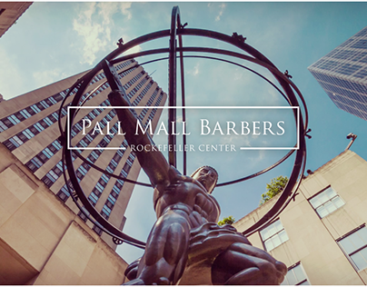 Pall Mall Barbers - NYC